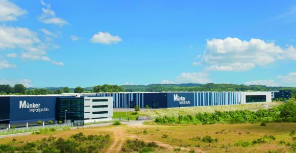 Unternehmenszentrale Münker Metallprofile