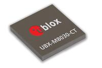 Introducing u-blox M8 multi-GNSS platform supporting concurrent positioning