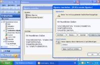 OLXCorporate sorgt unternehmensweit für einheitliche Signatur am Ende jeder E-Mail