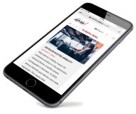 company blog drive!