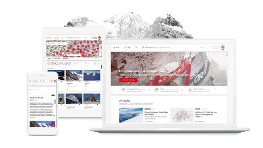 The Swiss Alpine Club (SAC) relies on the strategic, specialist and technical expertise of foryouandyourcustomers