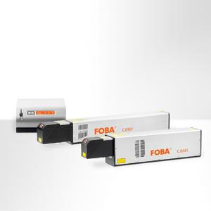 CO2 laser markers FOBA C.0101 and C.0301.