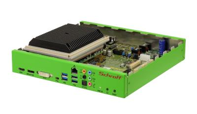 Small Form Factor und mehr:  Pentair auf der embedded world 2017 in Halle 3A - Stand 115