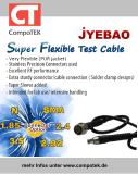 Superflexible, individualisierbare Testkabel aus Taiwan