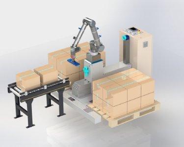 APC - Automatic Palletizing Cobot