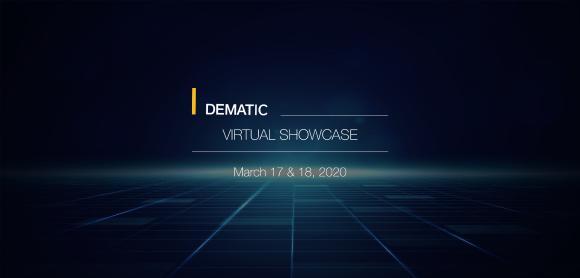 Dematic reagiert umgehend auf die Absage der diesjährigen LogiMAT und startet für Interessierte die Webinar-Reihe Dematic Virtual Showcase. (Foto: Dematic)