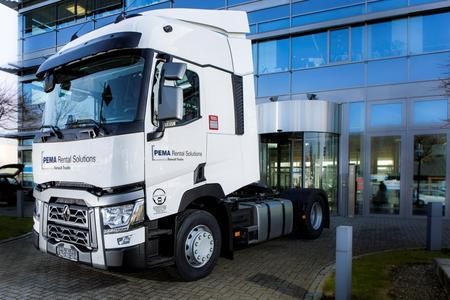 PEMA und Renault Trucks kooperieren in Deutschland / Fotos: © Renault Trucks