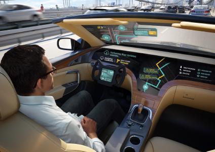 LG Electronics und HERE Technologies werden Partner für autonome Fahrzeuge