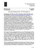 [PDF] Pressemitteilung: MAG Silver kündigt 50 Mio. US$ ATM-Angebot an