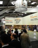 Messestand der gbo datacomp GmbH - Hannover Messe 2012 (Digital Factory)