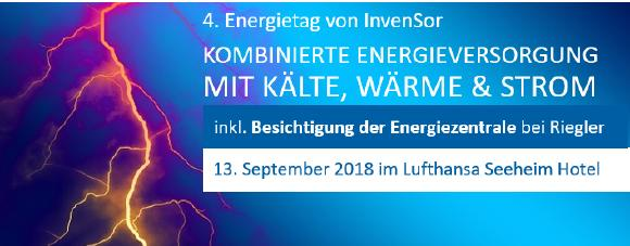 4. Energietag von InvenSor