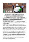 [PDF] Pressemitteilung: Berliner Start-up Enway kündigt erfolgreiche Seed- Finanzierung an und entwickelt Software-Plattform für autonome Spezialfahrzeuge wie Kehrmaschinen