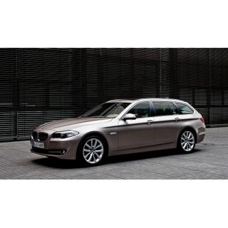 Exterior - The BMW 5 Series Touring