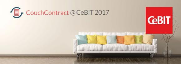 CouchContract@CeBIT
