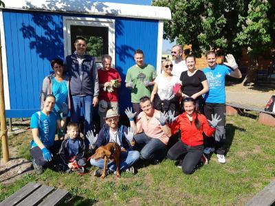 Kooperation der TSO-DATA Nürnberg GmbH mit dem Caritas Kinder- und Jugendhaus Stapf