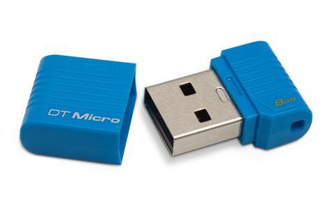 DataTraveler Micro - Mini-USB-Speicherstick von Kingston