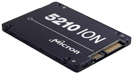 Micron 5210 ION mit QLC-Technik