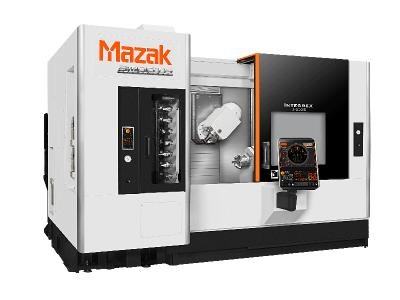 C 1: To meet customer requirements even more effectively, the company has also purchased a Mazak INTEGREX j-200S / source: Mazak