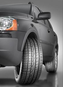 Continental 4x4-Reifen sind Testsieger