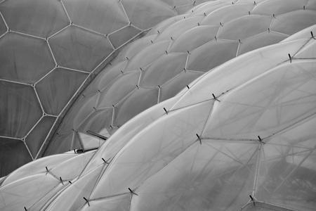 Eden Project - ETFE-Membranen im Einsatz