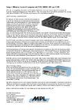 [PDF] Pressemitteilung: Swap-C Mission Control Computer mit 1553, ARINC 429 und CAN