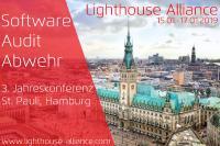 Software Audit Abwehr - Lighthouse Alliance