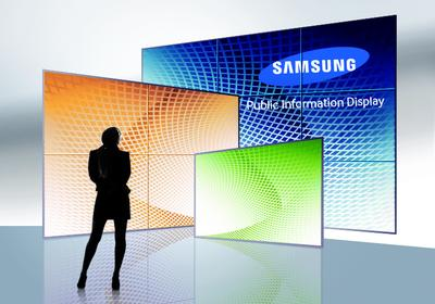 Distributor Display Solution AG Starts Delivering Public Information Displays from Samsung
