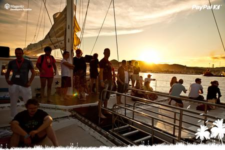MDP2011-Tag-2-Katamaran