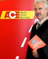 ACE-Verkehrsexperte und Justitiar Volker Lempp