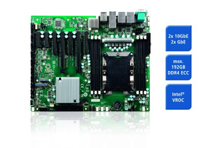 Spectra MS 98M9 ATX Mainboard
