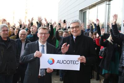 New headquarters for Aucotec