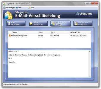 Schützt die Privatsphäre wirkungsvoll im Internet, am PC und mit dem Smartphone: Steganos Privacy Suite 14 (Screenshot)