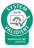 PROLAG®World, die Warehouse-Management-Lösung der CIM, ist erneut durch das Fraunhofer IML validiert worden