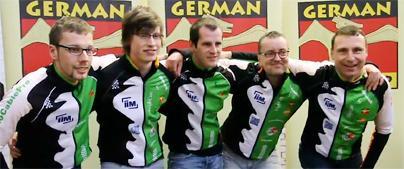 Teampräsentation iiM Speed Team