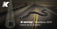 K-array Roadshow 2015