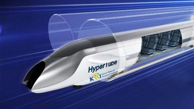 A Step Closer to Near-Supersonic Train Travel