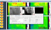 Thermografie-Auswertesoftware FORNAX 2  von InfraTec