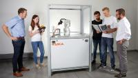 One of the largest single orders for an educational institution - KUKA supplies the Czech Technical University in Prague