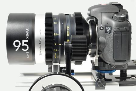 Follow Focus für Cine Xenar