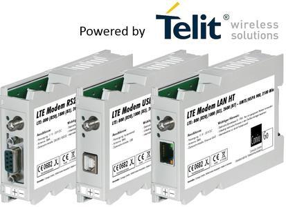 LTE-Industriemodems