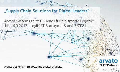 Arvato Systems at LogiMAT