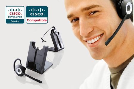 Für Chefsekretariat und Contact Center: Jabra-Headsets im Praxiseinsatz auf der Cisco Expo