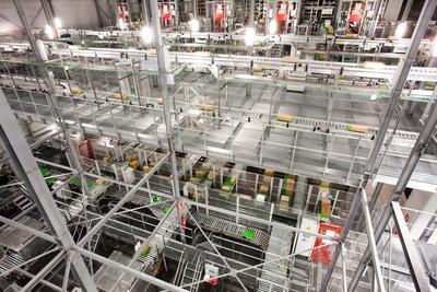 Moderne WITRON-Technologie steuert zukünftig auch die Logistik-Prozesse im Tiefkühllager Abrera (Barcelona)