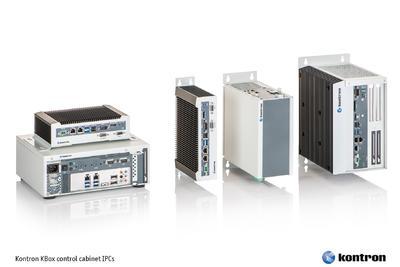 Kontron KBox IPCs