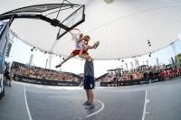 Magic Sky beim 3x3 World Cup 2017 in Nantes