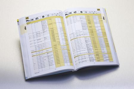 Übersichtliche, kompakte Katalogstruktur: Der neue LuK Katalog für PKW
