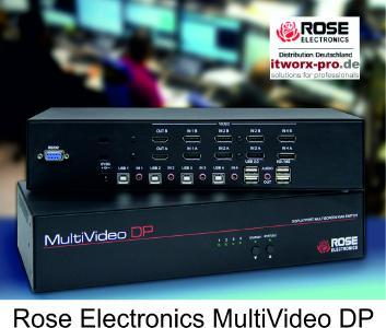 Rose Electronics MultiVideo DP