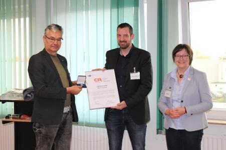 Marcus Eichhorn ist neuer CSR-Botschafter