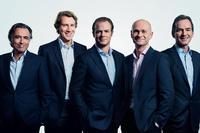 v.l.n.r. Dr. Sumeet Gulati, Dr. Max Odefey, Adrian Tippenhauer, Matthias Kurtz, Dr. Andreas Jacobs