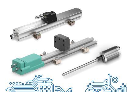 Innovative magnetostriktive Wegaufnehmer von GEFRAN: Besondere EMV-Störfestigkeit, großer Arbeitstemperaturbereich, hohe Genauigkeit und Linearität dank HYPERWAVE-Technologie